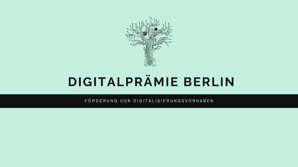 Digitalprämie Berlin