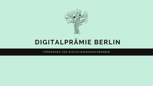 Digitalprämie Berlin