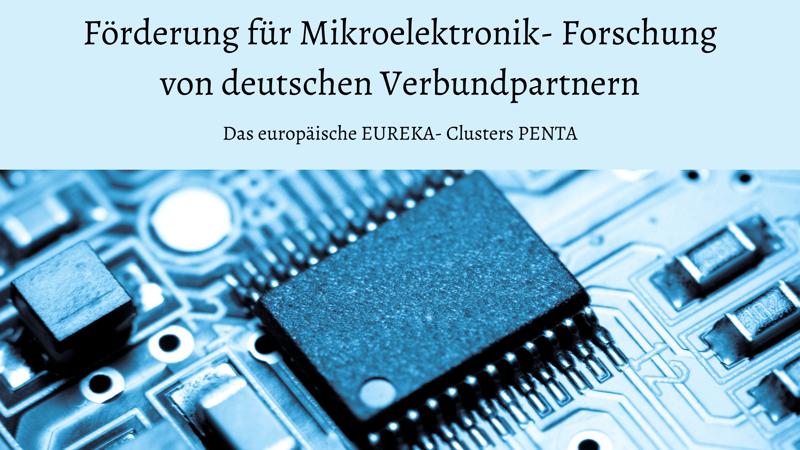 Förderung der Mikroelektronik- Forschung von deutschen Verbundpartner