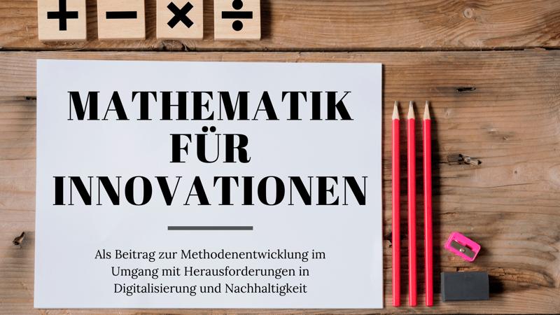 Mathematik für innovationen